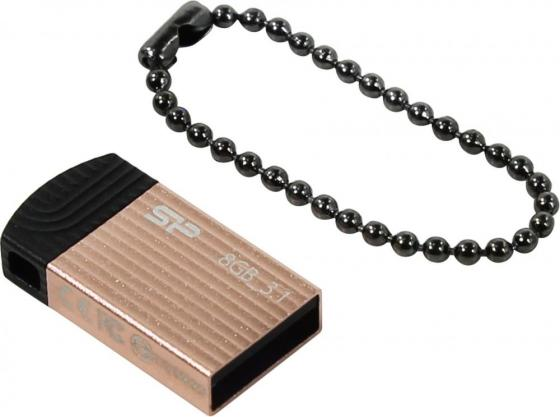 Фото - USB флешка Silicon Power Jewel J20 8Gb Pink (SP008GBUF3J20V1P) USB 3.1 pink lace