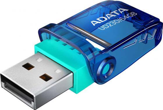 USB флешка ADATA UD230 64Gb Blue (AUD230-64G-RBL) USB 2.0