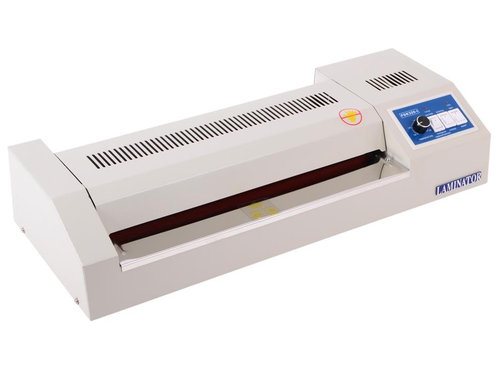 цена на Ламинатор YIXING FGK320-I A3 2х250 (пленка 60-250мкм) 65см/мин, 4 вала, холодн.лам., лам.фото, реверс, метал.корпус, плавная регулировка t