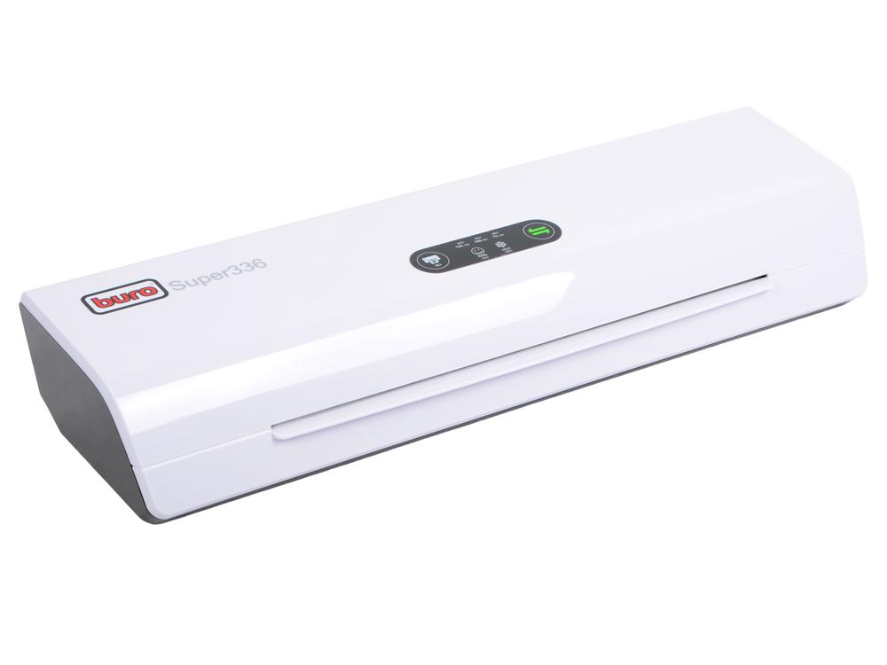 Ламинатор BURO Super 336 A3 пленка 75-125 мкм 800 мм/мин реверс цены онлайн