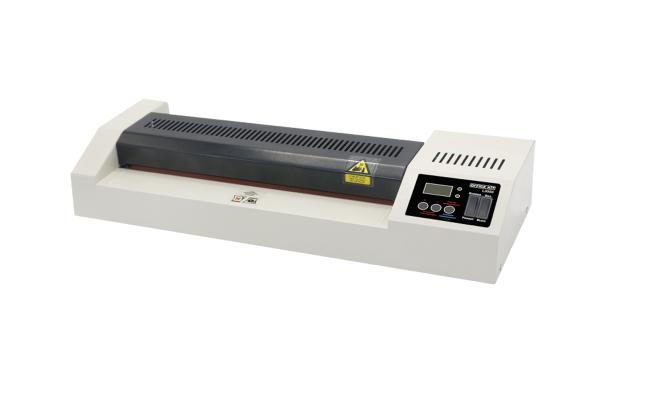 Ламинатор Office Kit L3350 A3 пленка 60-250мкм, 60см/мин, 4 вала, холодн.лам., лам.фото, реверс, метал.корпус, цифровая регулировка цены онлайн