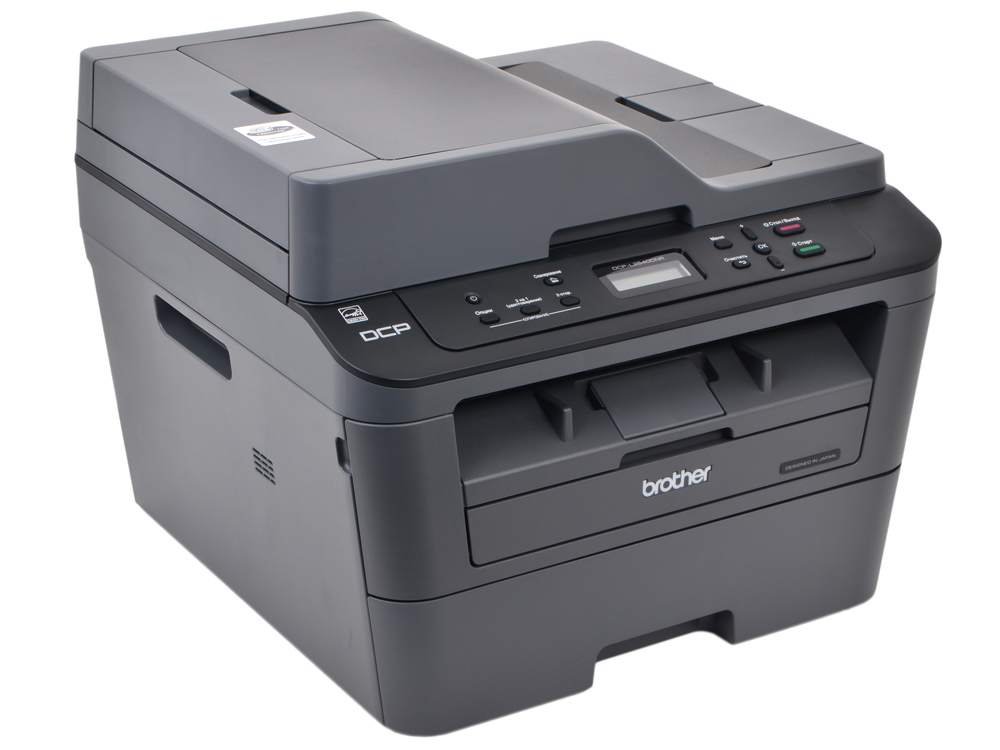 МФУ Brother DCP-L2540DNR лазерный, принтер/ сканер/ копир, A4, 30стр/мин, дуплекс, ADF, 32Мб, USB, LAN мфу kyocera fs 1020mfp копир принтер сканер 20 ppm a4