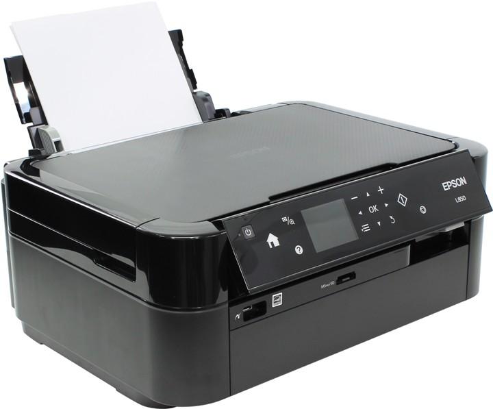 МФУ EPSON L850 (стр.+сканер/ копир, Фабрика Печати) мфу epson l366 отзывы