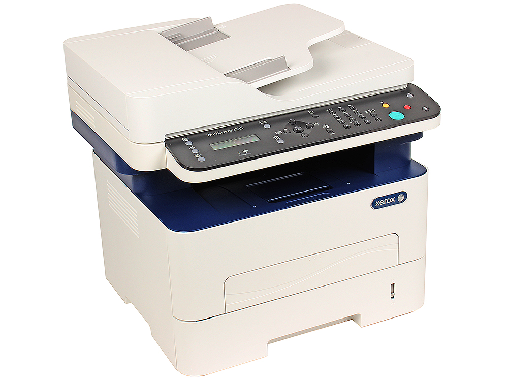 МФУ Xerox WorkCentre 3215NI (A4, лазерный принтер/сканер/копир/факс, 26стр/мин, до 30K стр/мес, 256MB, Ethernet, ADF) мфу лазерный xerox versalink b405dn a4 лазерный белый [b405v dn]