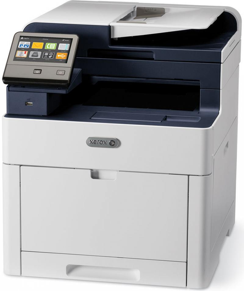 МФУ Xerox WorkCentre 6515V_DN цветное A4 28ppm 600x600dpi Ethernet USB xerox workcentre 3315dn page 10