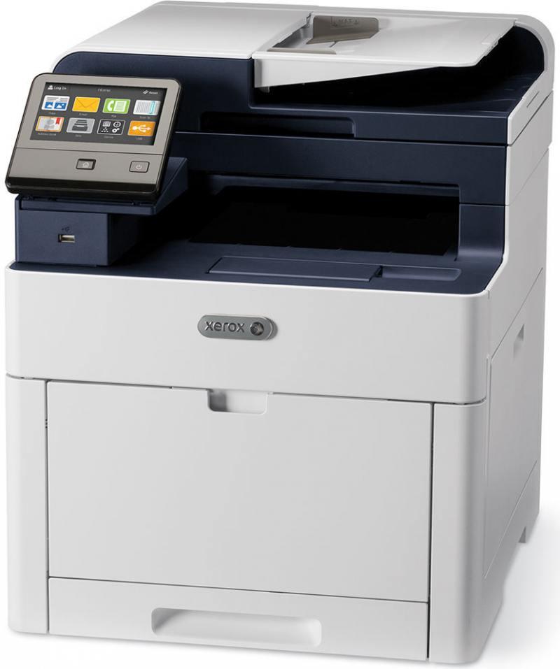 МФУ Xerox WorkCentre 6515V_DN цветное A4 28ppm 600x600dpi Ethernet USB мфу xerox workcentre 6515dn