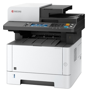 МФУ Kyocera M2640idw черно-белый/лазерный А4, 40 стр/мин, 400 листов, duplex, Fax, USB, RJ45, 512Mb цена