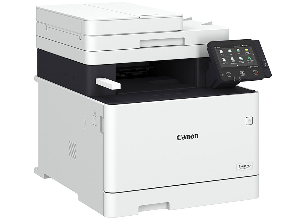 МФУ Canon i-SENSYS MF735Cx A4, 27 стр/мин, 250 листов + 50 листов, Fax, USB, Ethernet, WiFi, 1GB мфу canon pixma mg2540s а4 8 4 стр мин 60 листов usb