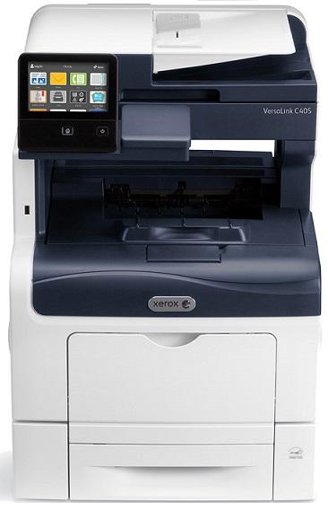 МФУ Xerox VersaLink C405N цветной/лазерный А4, 35 стр/мин, 700 листов, Fax, USB, RJ45, 2Gb мфу xerox versalink c405dn цветное лазерное a4 35 стр мин 700 листов duplex fax usb wifi ethernet 2048mb