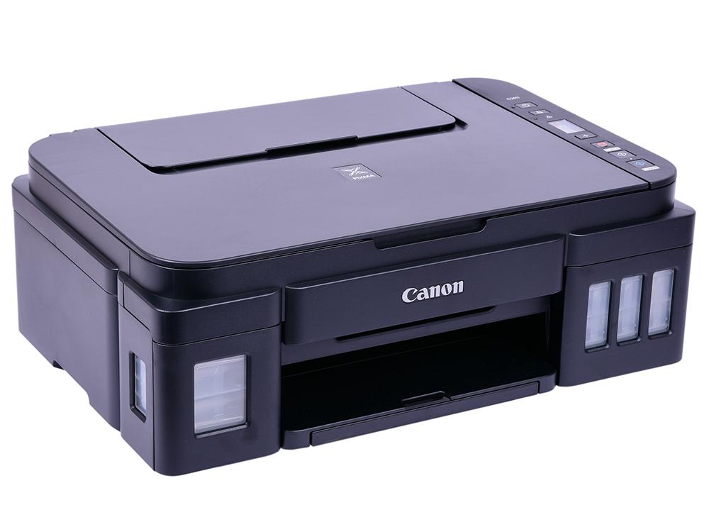 цена на МФУ Canon PIXMA G2411 цветной/струйный А4, 8,8 изобр./мин, 100 листов, USB