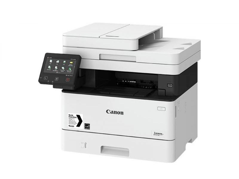 МФУ Canon I-SENSYS MF429x A4, 38 стр/мин, 250 листов, duplex, DADF, Fax, USB, Ethernet, WiFi, 1GB мфу canon i sensys mf429x ч б а4 38ppm 1200x1200 dadf duplex ethernet wi fi usb fax 2222c024