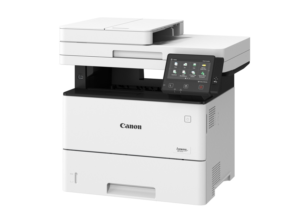 МФУ Canon I-SENSYS MF525x A4, 43 стр/мин, 550 листов, duplex, DADF, USB, Fax, Ethernet, WiFi, 1GB мфу canon pixma mg2540s а4 8 4 стр мин 60 листов usb