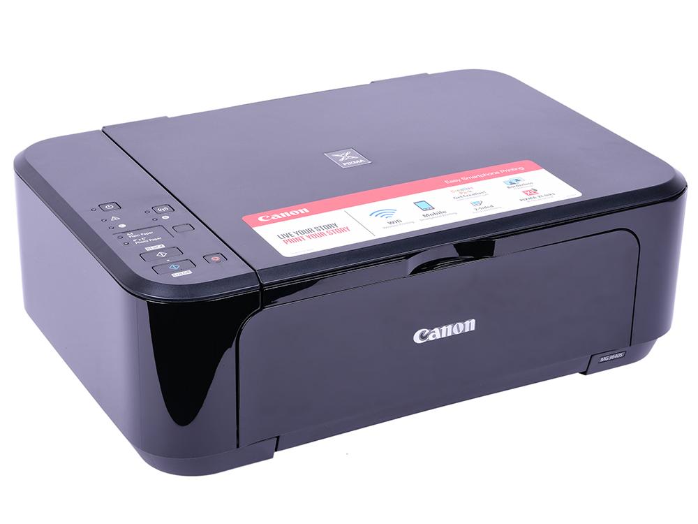 МФУ Canon PIXMA MG3640S цветной/струйный А4, 9,9 стр/мин, 100 листов, duplex, USB, Wi-Fi фото