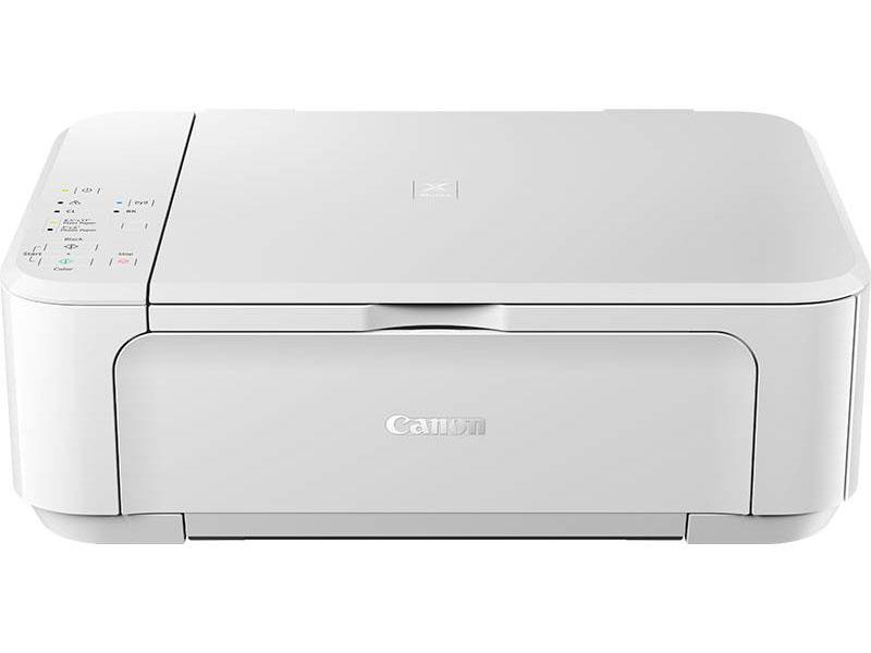 МФУ Canon PIXMA MG3640S White цветное/струйное А4, 6/10 стр/мин, 100 листов, USB, WiFi мфу струйное canon pixma g4410