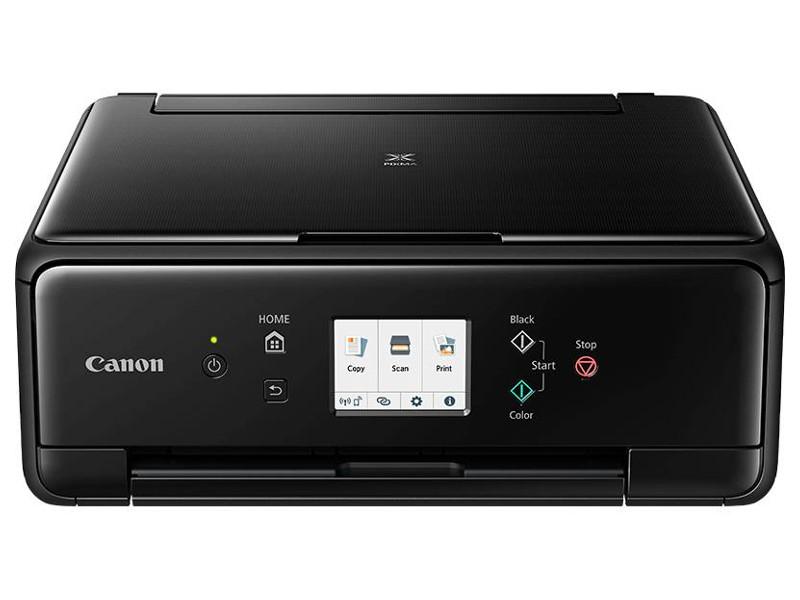 МФУ Canon PIXMA TS6240 black (струйный, принтер, сканер, копир, 4800dpi, Bluetooth, WiFi, AirPrint, duplex, Сенсорный дисплей) замена TS6140 мфу струйный canon mg2540s