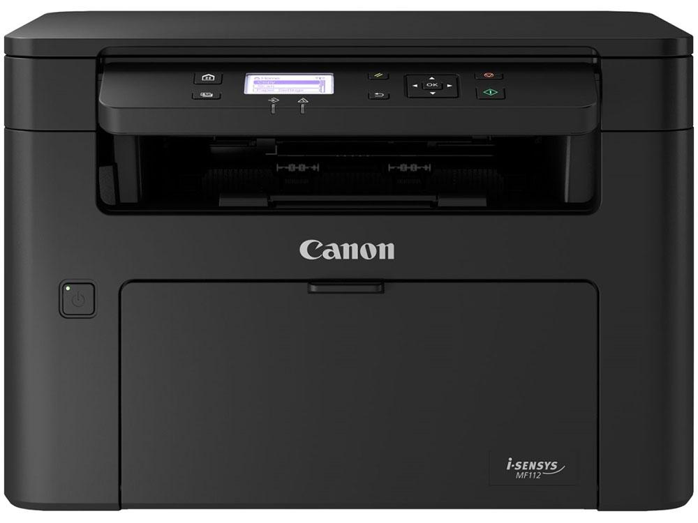 МФУ Canon Canon I-SENSYS MF112 монохромное/лазерное A4, 22 стр/мин, 150 листов, USB, 128MB