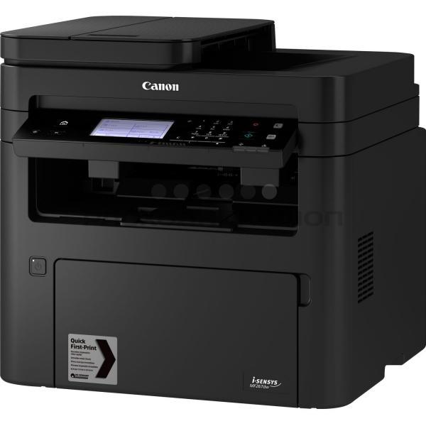 МФУ Canon i-SENSYS MF267dw черно-белый/лазерный А4, 28 стр/мин, 285 листов, Fax, USB, Wi-Fi, RJ45, 256Mb цена