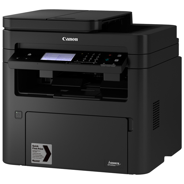 МФУ Canon i-SENSYS MF269dw (копир-принтер-сканер ADF, факс, LAN, Wi-Fi, A4) мфу kyocera fs 1020mfp копир принтер сканер 20 ppm a4
