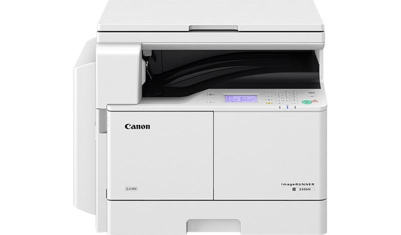 МФУ Canon IR2206N (с крышкой, 22 копий/мин, A3, LAN) мфу м132а