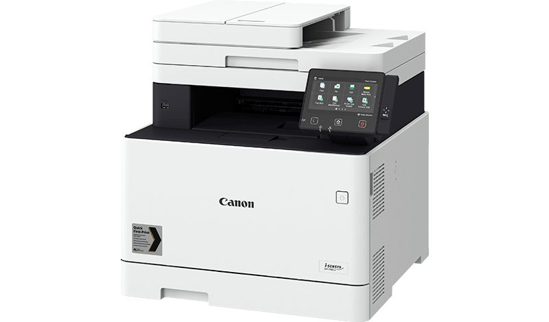 МФУ Canon SENSYS MF746Cx цветной/лазерный А4, 27 стр/мин, 350 листов, duplex, Fax, USB, RJ45, 1Gb цена