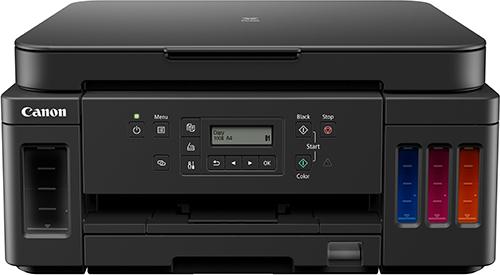 МФУ Canon PIXMA G6040 цветной/струйный А4, 13 стр/мин, 250 листов, USB, Wi-Fi, RJ45 мфу canon pixma g6040