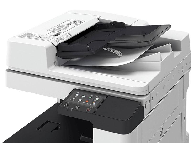 МФУ Canon imageRUNNER C3125i цветной/лазерный A3, 25 стр/мин, 1200 листов, RADF, Fax, USB, Wi-Fi, RJ45