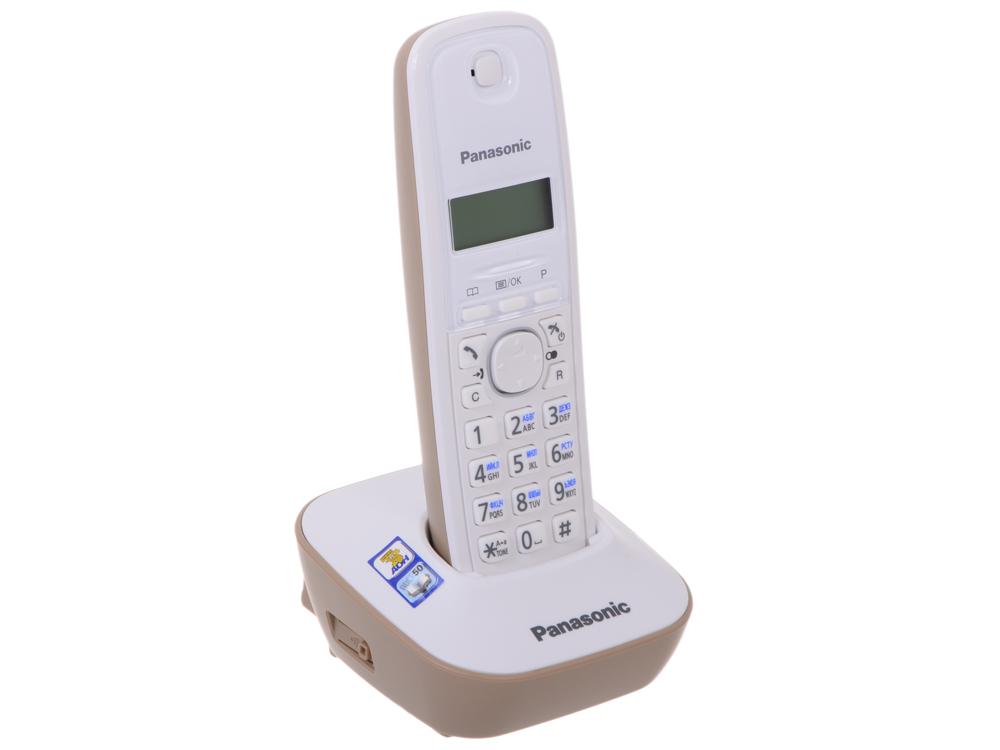 Телефон DECT Panasonic KX-TG1611RUJ