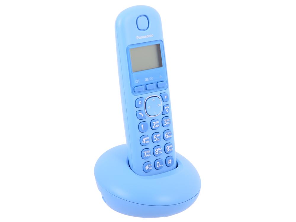 Телефон DECT Panasonic KX-TGB210RUF АОН, Caller ID 50, Эко-режим, Память 50