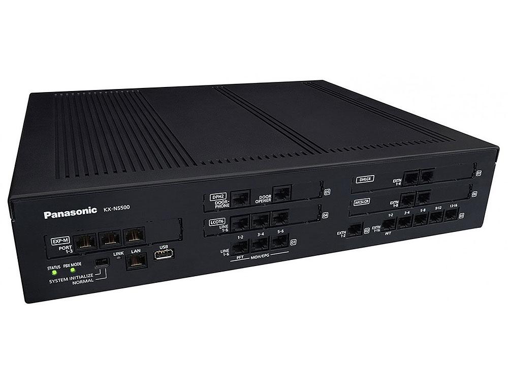 Блок расширения Panasonic KX-NS520RU panasonic panasonic kx dt521