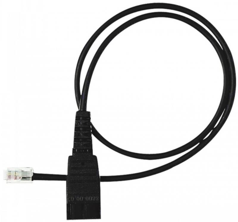 Кабель Avaya 700383326 Патч-корд S SERIES RPLCMNT LINE CORD кабель