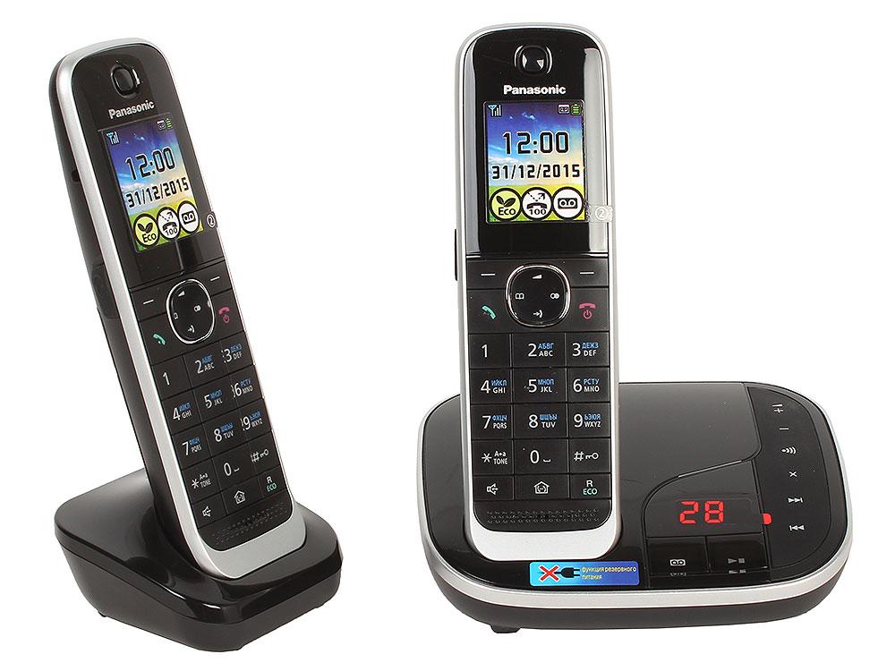 Телефон DECT Panasonic KX-TGJ322RUB базовая станция dect zyxel keenetic plus dect