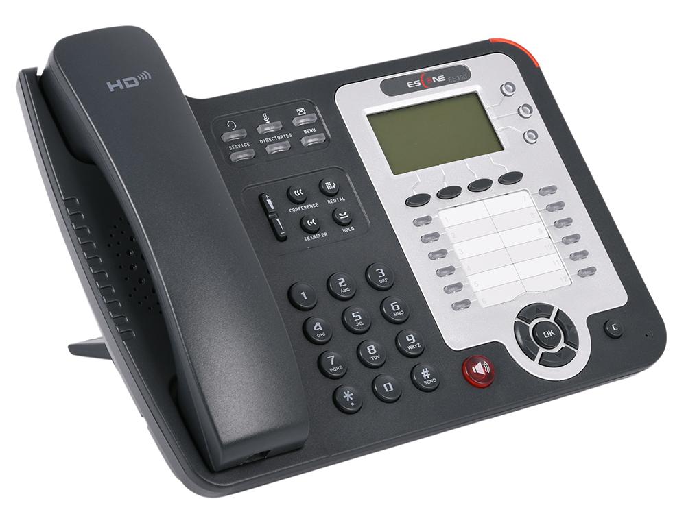 SIP-телефон Escene ES330-PEN 3 SIP аккаунта; 132x64 LCD-дисплей; 8 программируемых клавиш, 12 клавиш быстрого набора BLF, XML/LDAP; регулируемая подст sitemap 19 xml