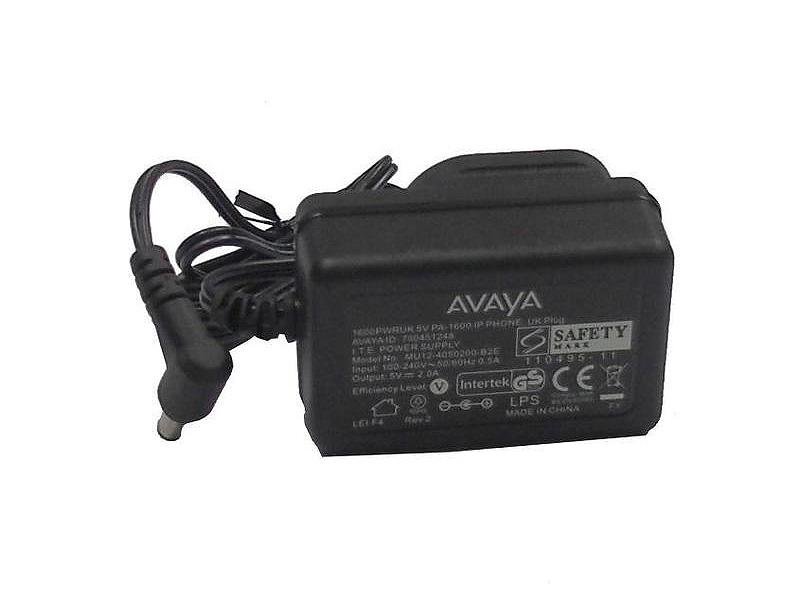 IP Блок питания Avaya для IP телефонов 1600 серии / 700513357 аккумуляторы для телефонов