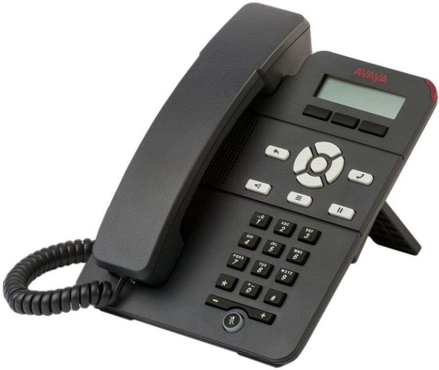 IP-телефон Avaya J129 700513638 телефон