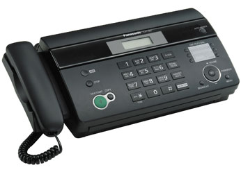Факс Panasonic KX-FT984RU (термобумага) цена