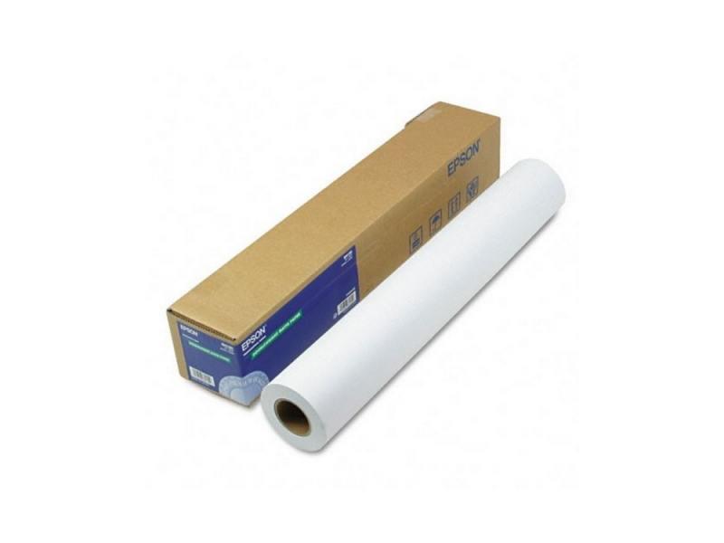 (S041855) Бумага Singleweight Matte Paper 44х40m (1118х40) 120г/м2 многоцелевая с матовой поверхностью цена