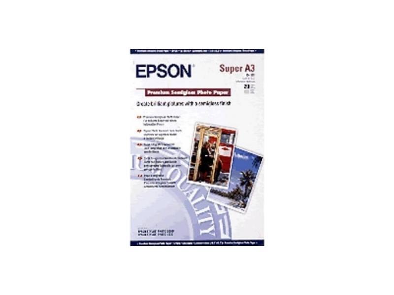 Фото - Фотобумага Epson A3+ 251г/м2 полуглянцевая 20л C13S041328 фотобумага