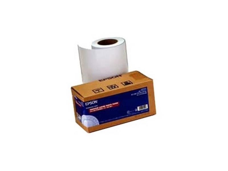 Бумага Epson Enchanced Matte Paper 192г/кв.м 17x30.5м C13S041725 цена