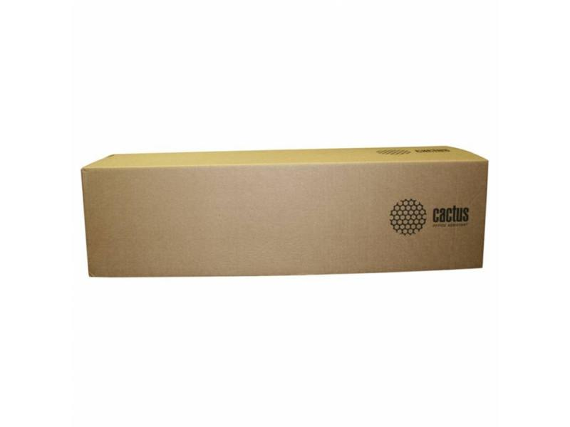 Бумага инженерная Cactus CS-LFP80-594175 А1 594мм х 175м 80г/м2 без покрытия бумага xerox architect 23 3 594мм x 175м 80г м2 рулон для струйной печати 450l91238