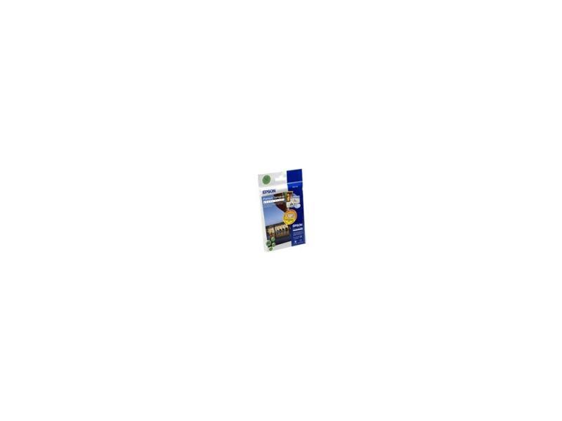 Фотобумага Epson 10x15см 251г/м2 полуглянцевая 50л C13S041765 цена