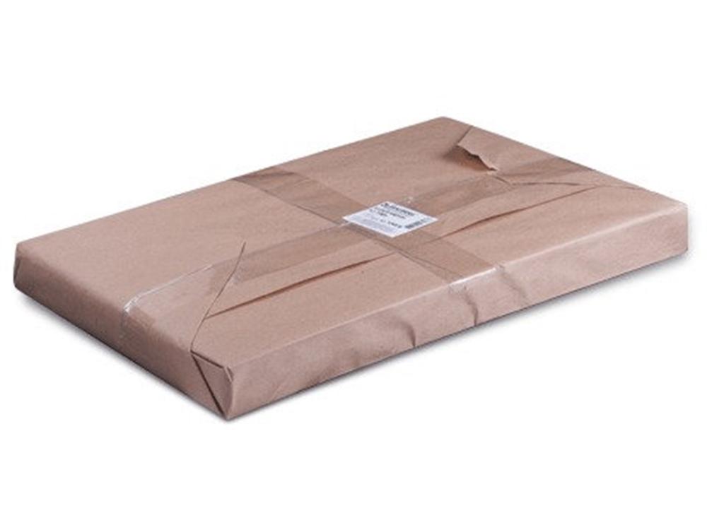 Белый картон, А3, 100 листов, 290 г/м2, BRAUBERG, 297х420 мм, 124876 зонт женский fabretti автомат 3 сложения цвет бордовый l 17119 9