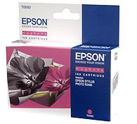 Картридж Epson Original T059340 для Stylus Photo R2400 пурпурный картридж epson t0593 c13t05934010 для epson st ph r2400 пурпурный