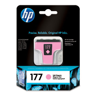 Картридж HP C8775HE (№177) светло-пурпурный PSM8253 цена