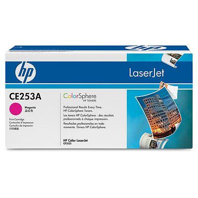 цена на Картридж HP CE253A (CP3525CM3530) Magenta