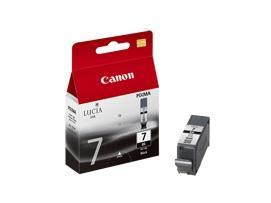 Картридж Canon PGI-7Bk для PIXMA MX7600, PIXMA iX7000. Чёрный. 570 страниц. картридж canon pgi 9r красный red 1500 стр для canon pixma pro9500 pro9500 mark ii ix7000 mx7600
