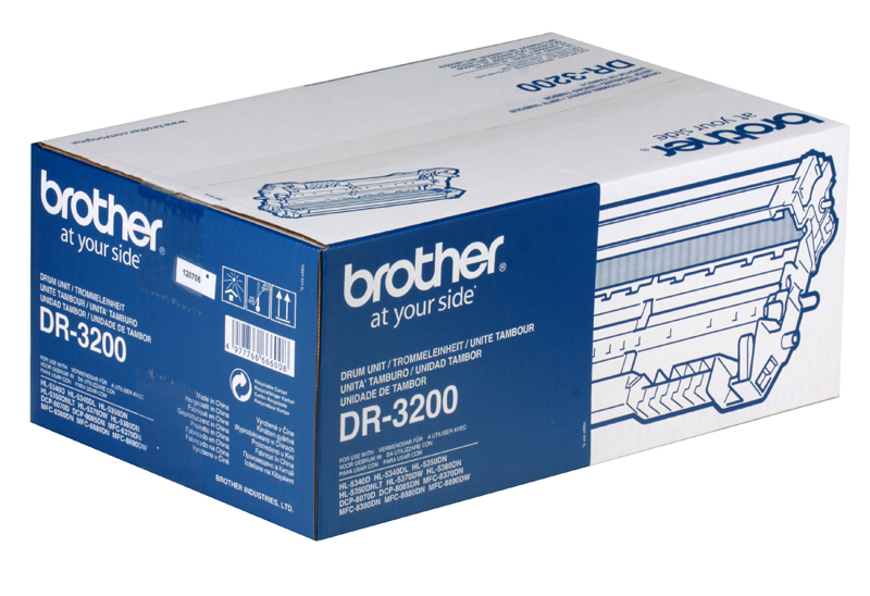 Фотобарабан Brother DR3200 фотобарабан brother dr2080 drum