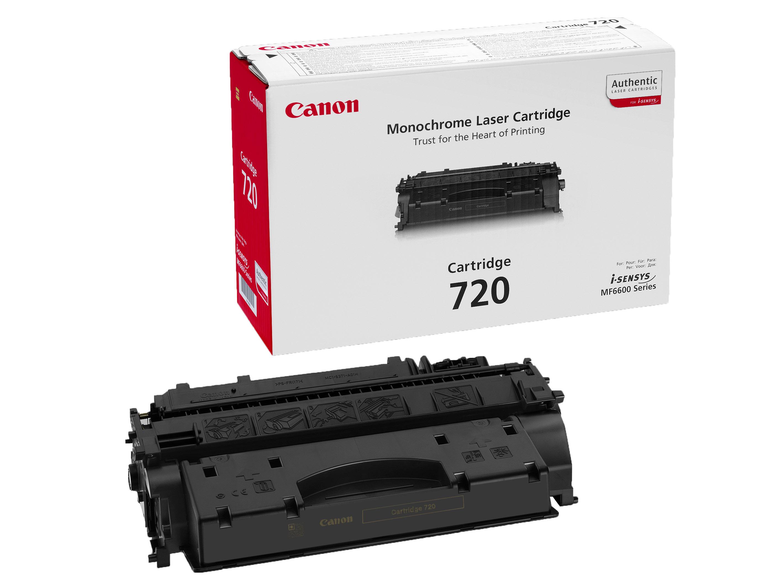 Картридж Canon 720 для МФУ MF6680DN. Чёрный. 5000 страниц. мфу габариты