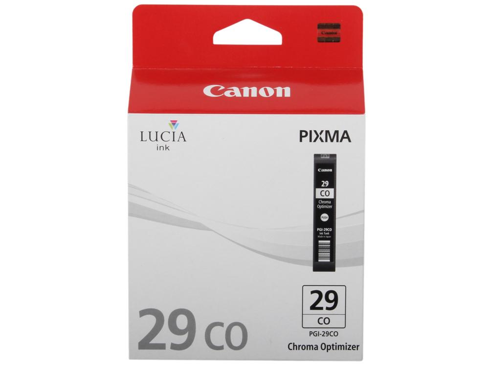 Картридж Canon PGI-29CO хромовый оптимизатор (chrome optimizer) 36 мл для Canon PRO-1 цена 2017