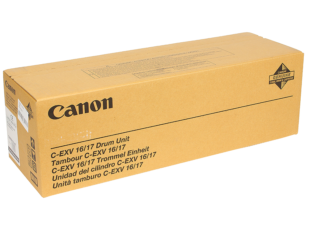 Фотобарабан Canon C-EXV 16/17Bk