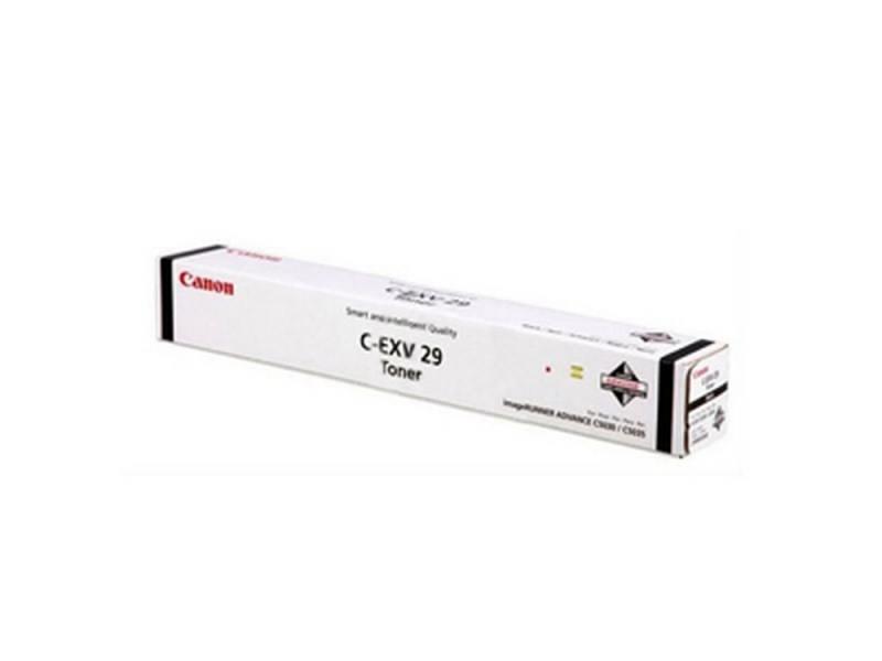 Тонер-картридж Canon C-EXV29Bk для IRC5030,iRC5035, iRC5045, iRC5051. Чёрный. 36 000 страниц.